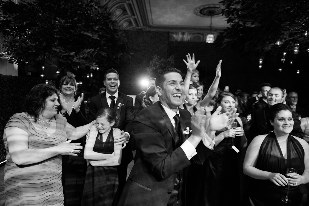 Plaza Hotel Wedding