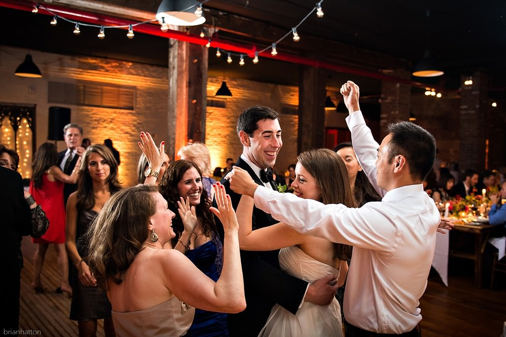 Liberty Warehouse Wedding, Brooklyn, NY