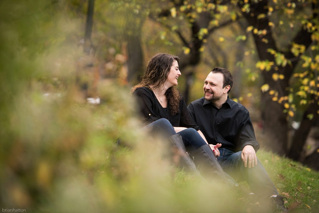 NYC Engagement Session