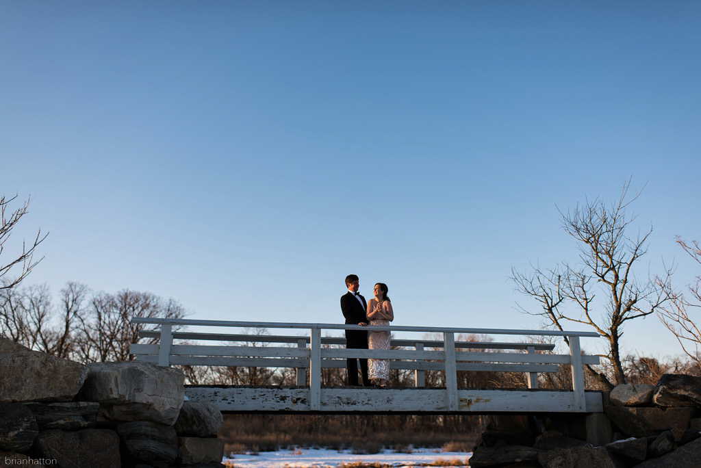 Greenwich Point Park Engagement