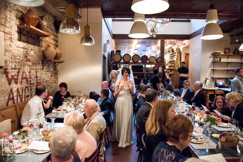 Restaurant Wedding NYC
