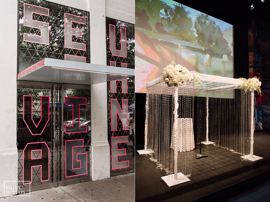 Museum of the Moving Image Wedding
