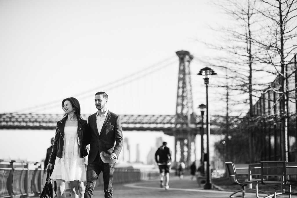 Lower East Side Engagement Session