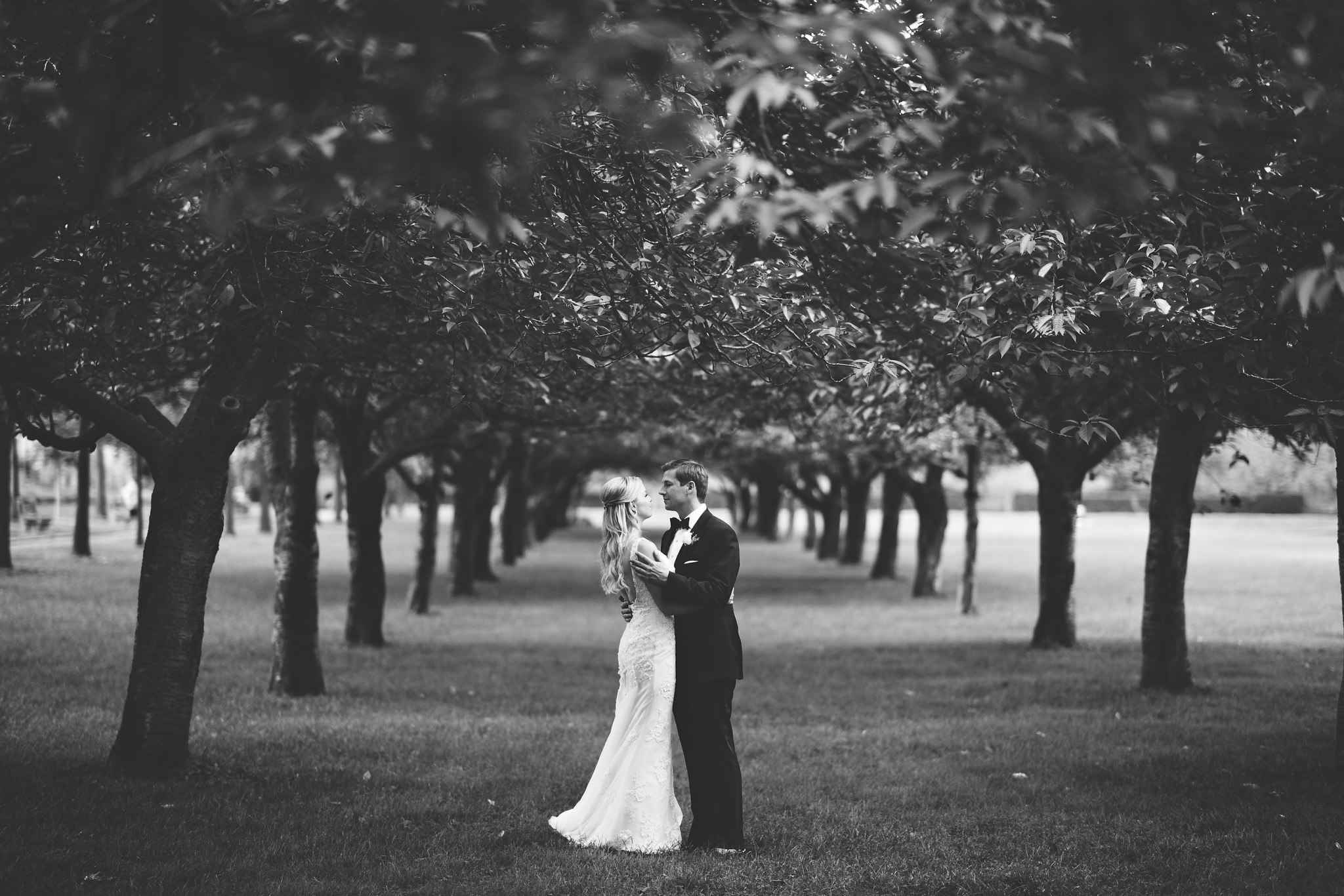 Brooklyn Botanical Gardens Wedding
