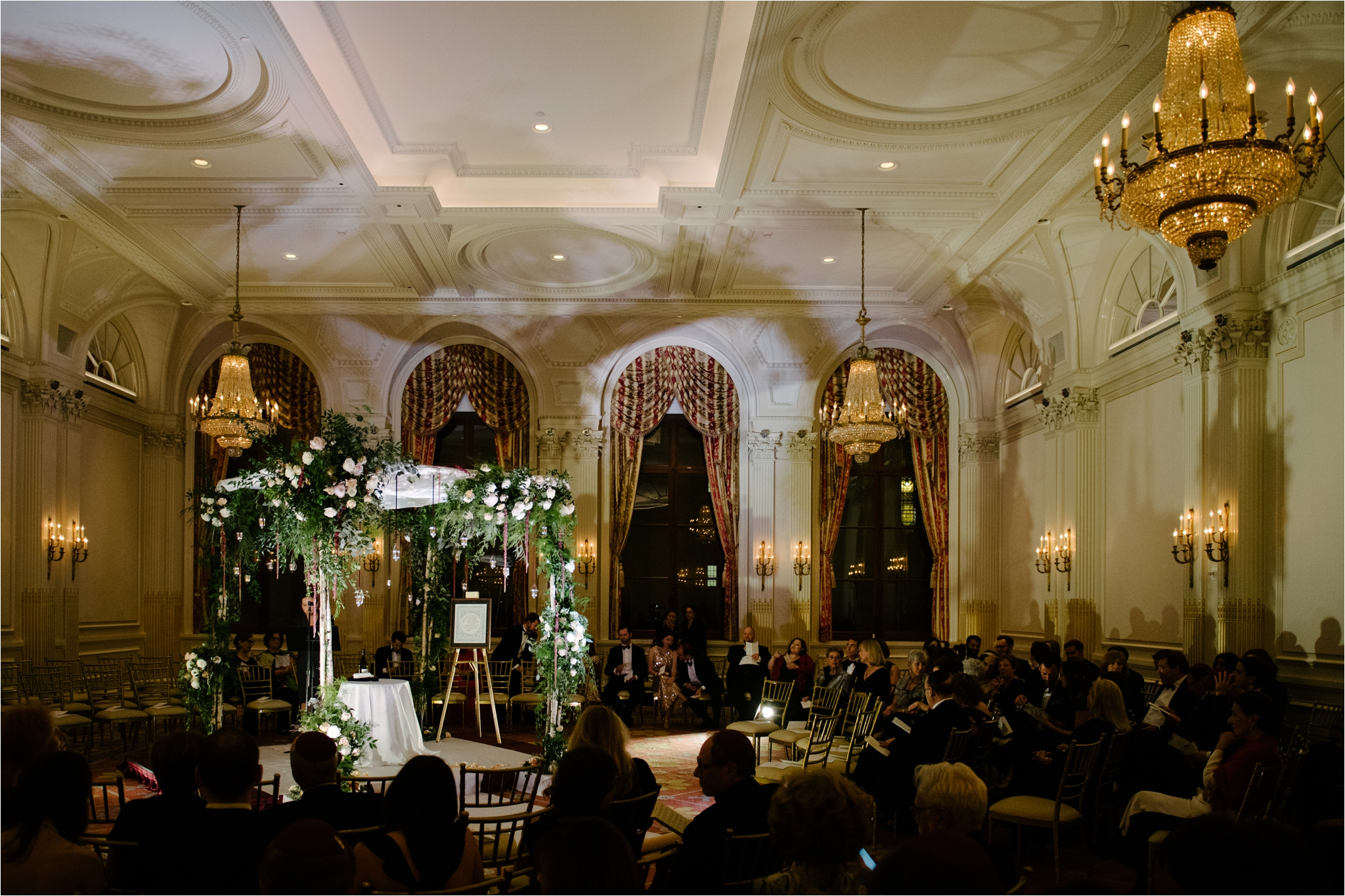 University Club NY Wedding Photos