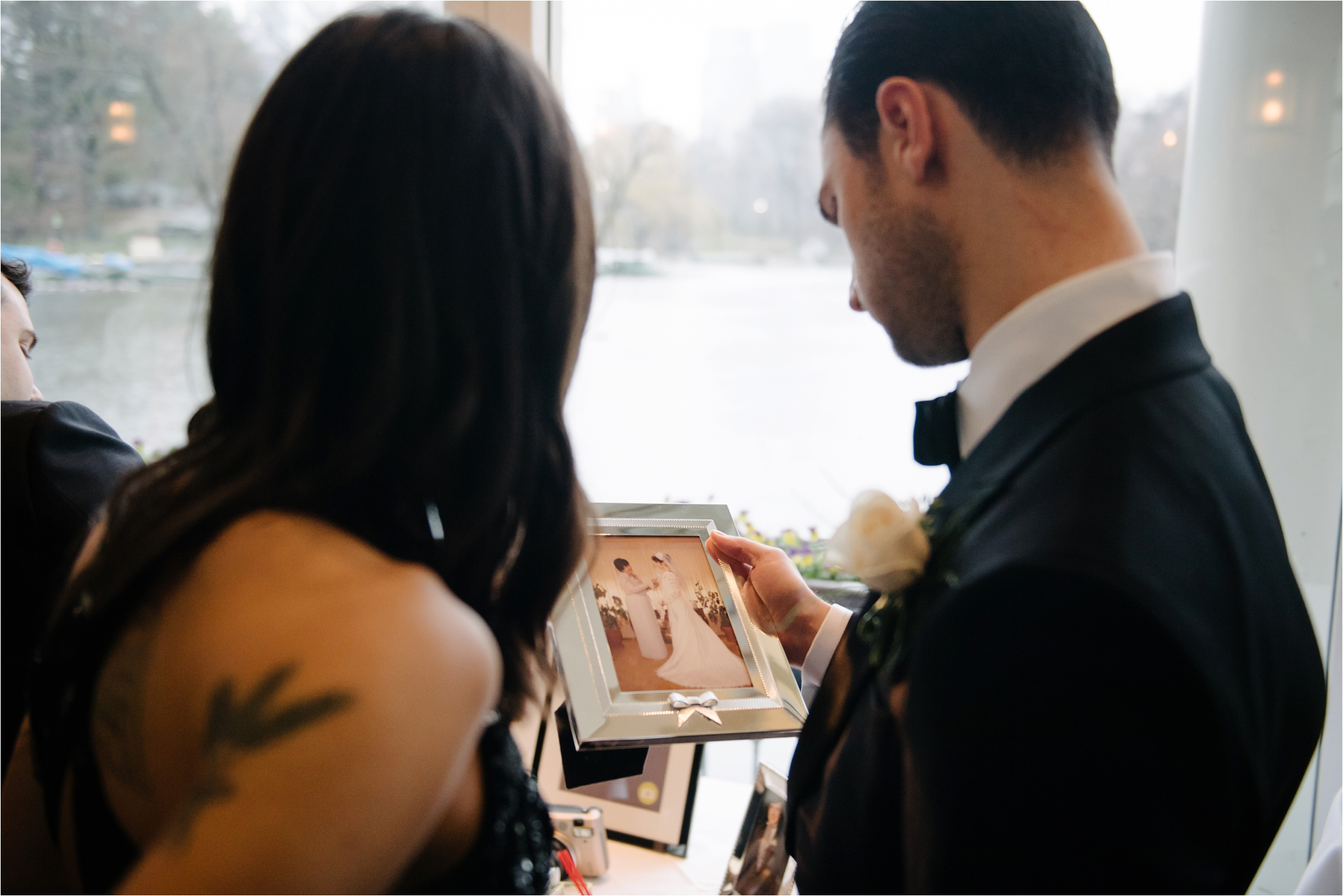 Central Park Boathouse Wedding, Brian Hatton Photography