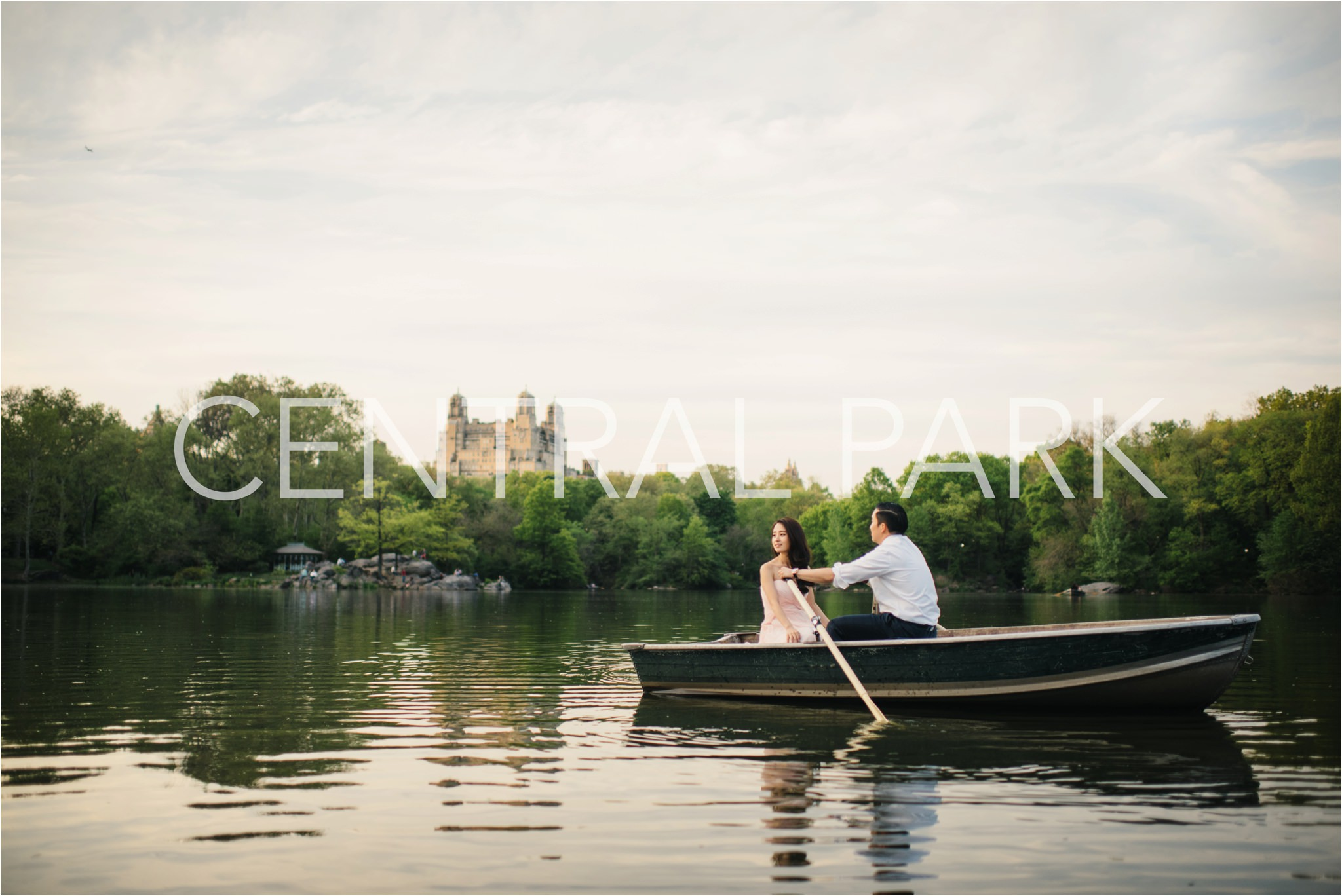 NYC Engagement Locations, Central Park, Brian Hatton Photography