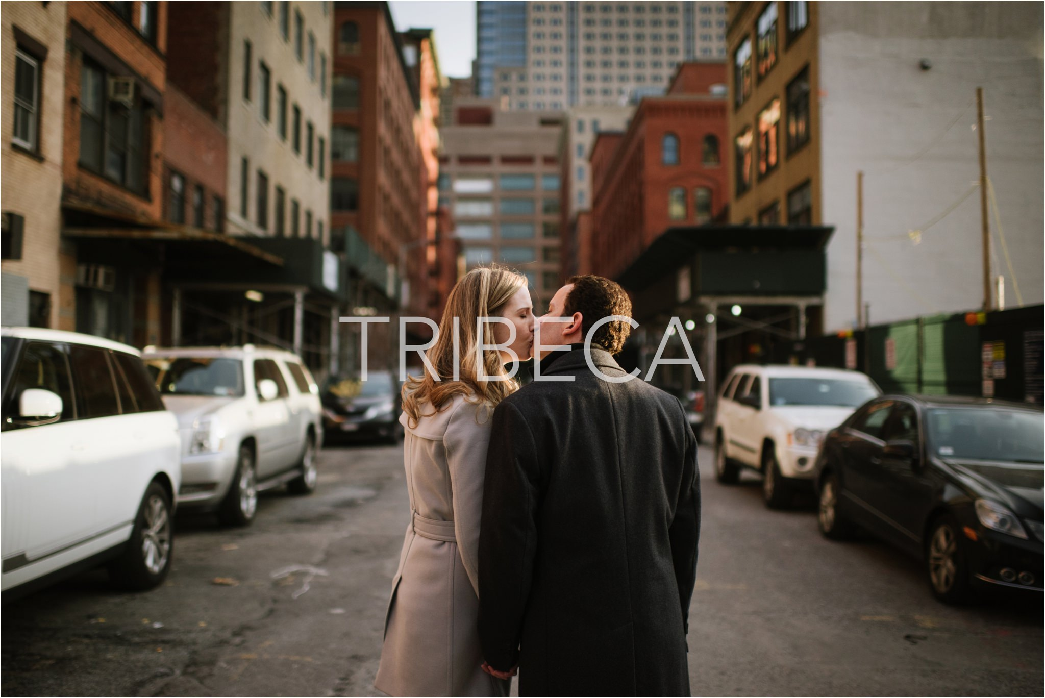 NYC Engagement Locations, TriBeCa, Brian Hatton Photography