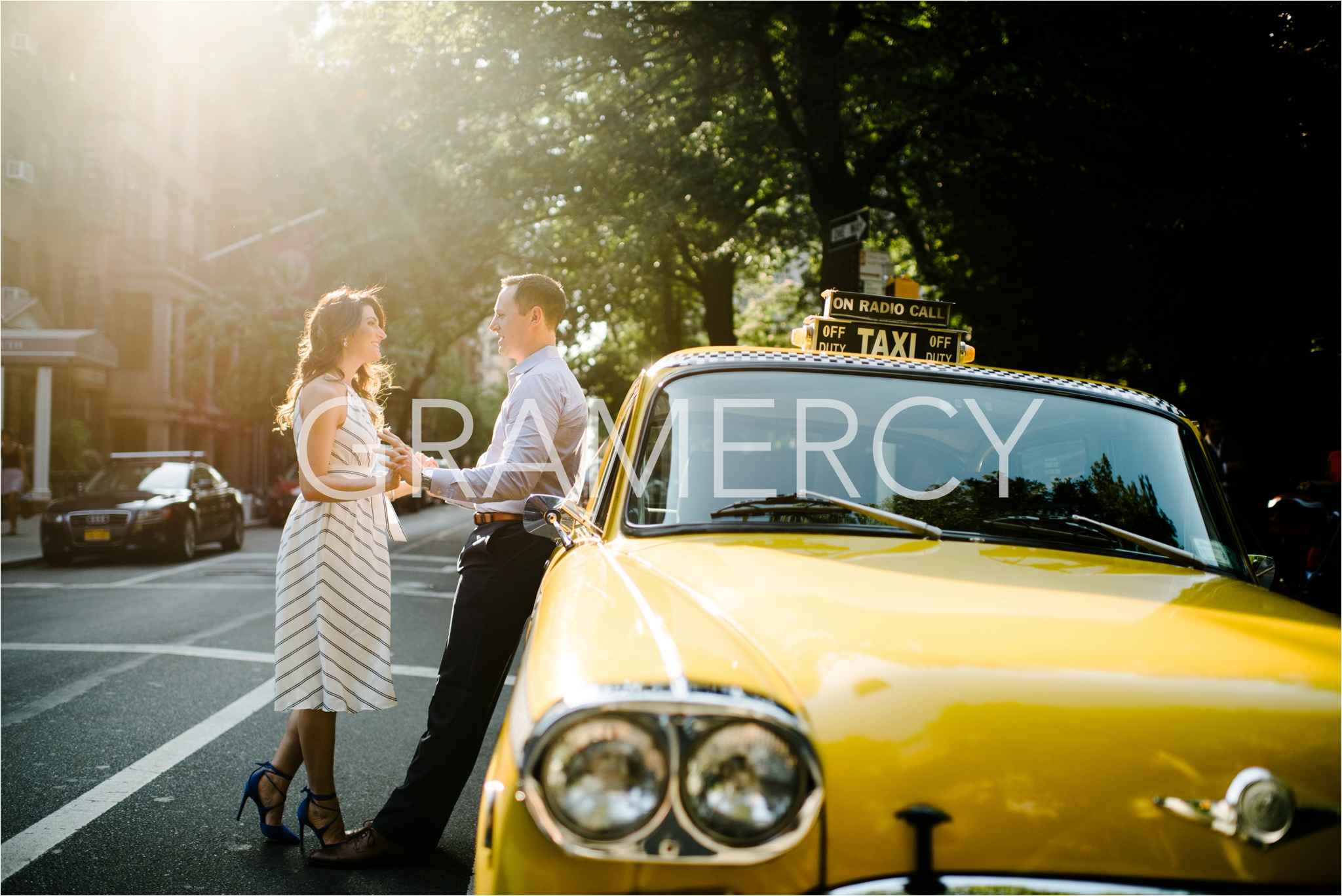NYC Engagement Locations, Gramercy, Brian Hatton Photography