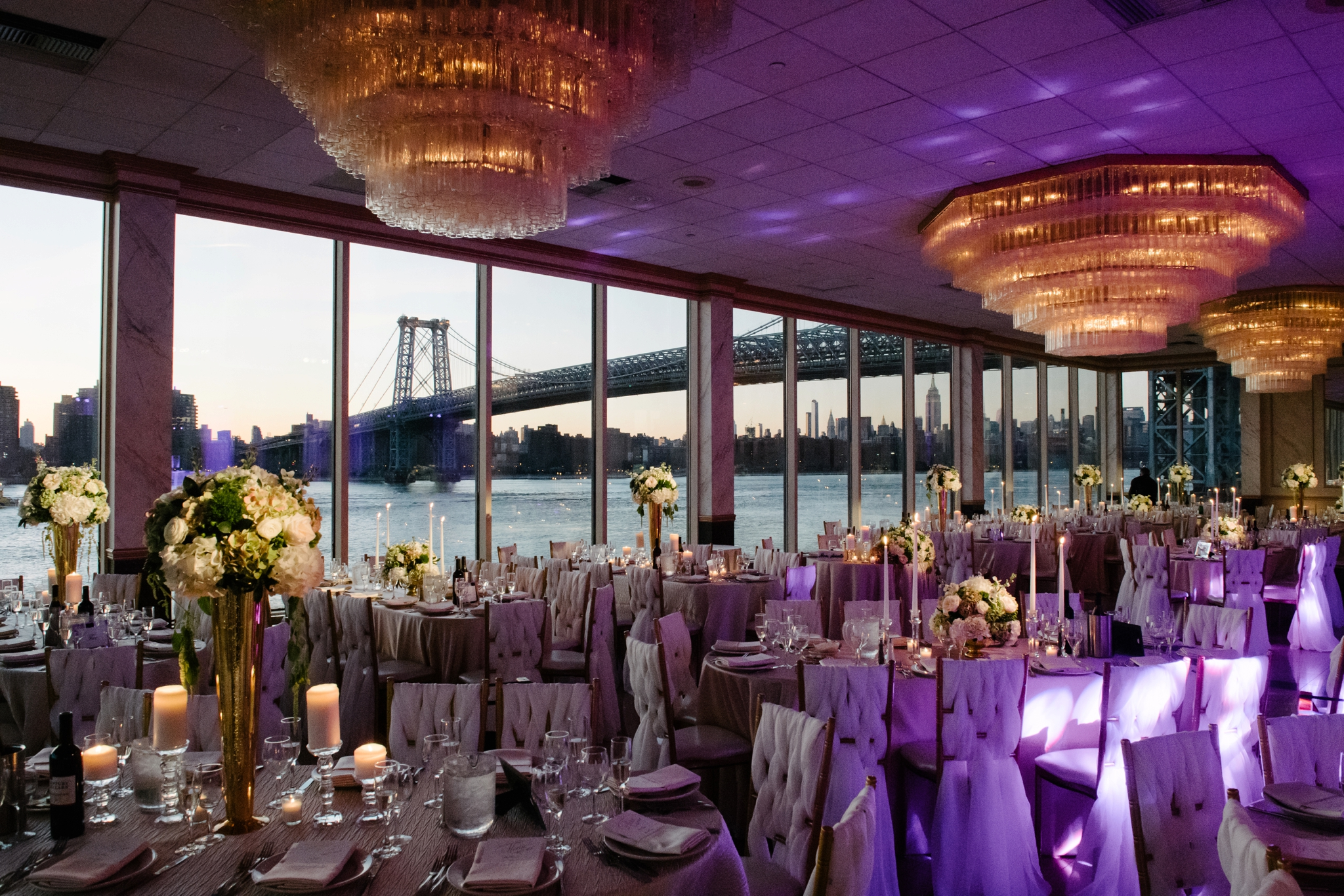 Giando's on the Water New York Wedding Recption Brian Hatton Photography