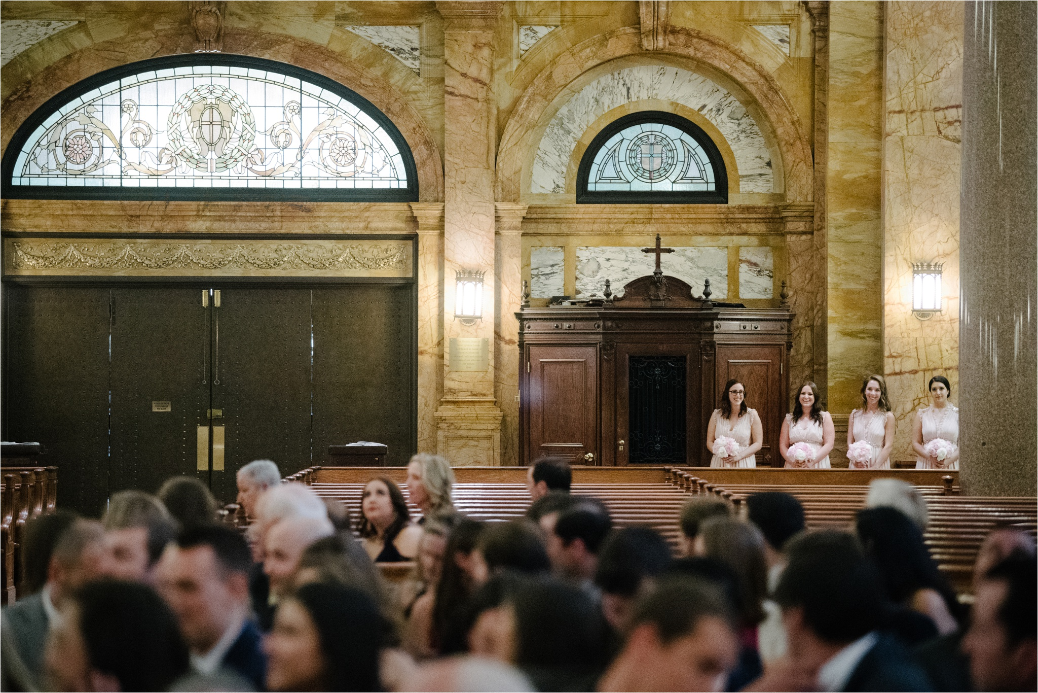 NY Athletic Club New York City Wedding Brian Hatton Photography