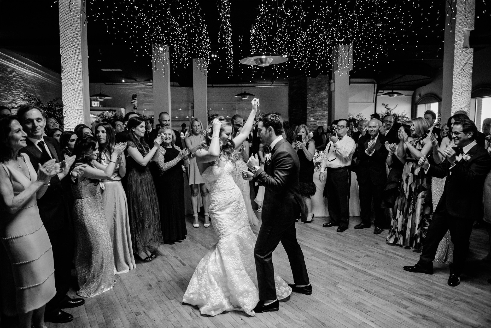 Liberty Warehouse Brooklyn NY Wedding Brian Hatton Photography