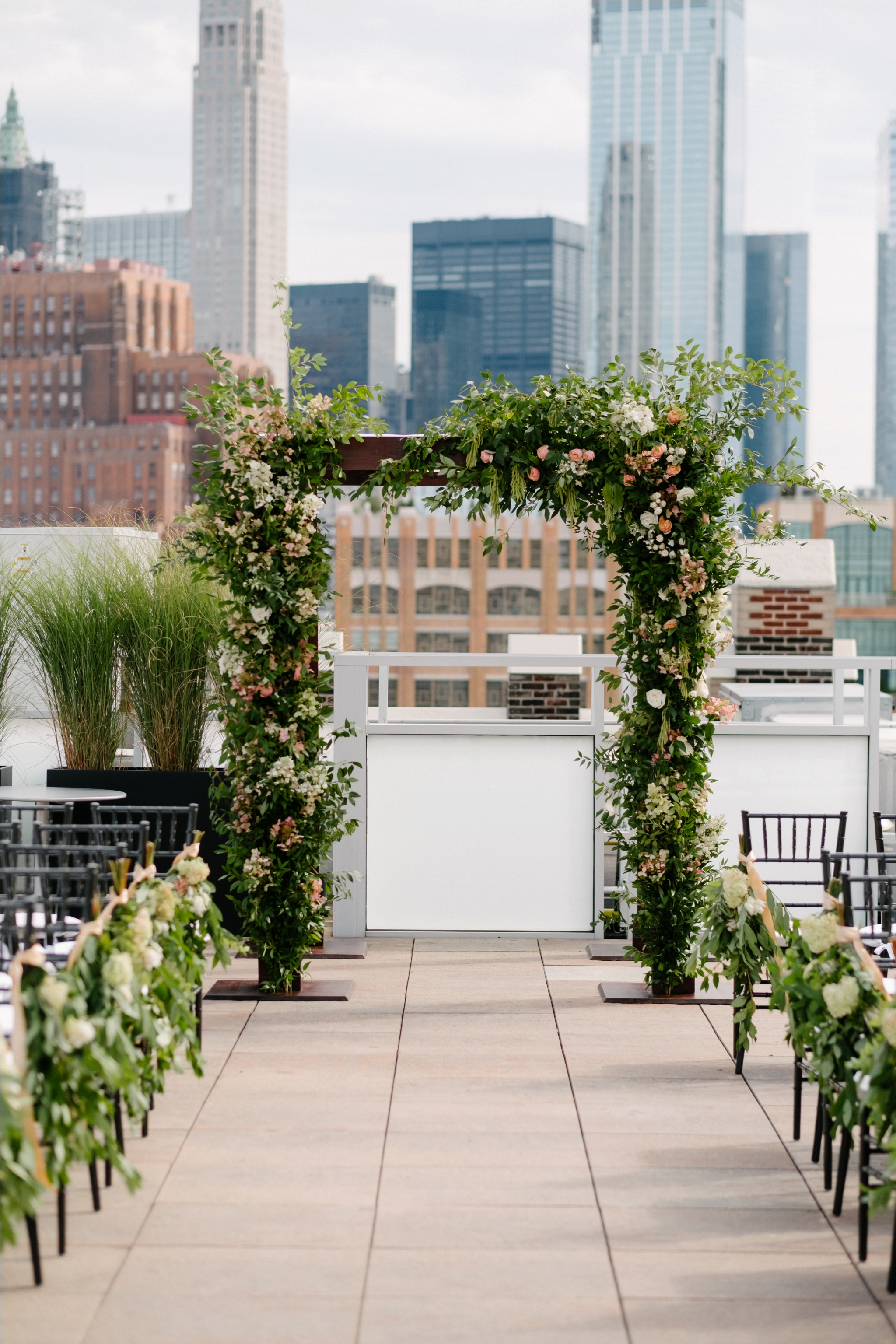 TriBeCa Rooftop Wedding Brian Hatton Photography