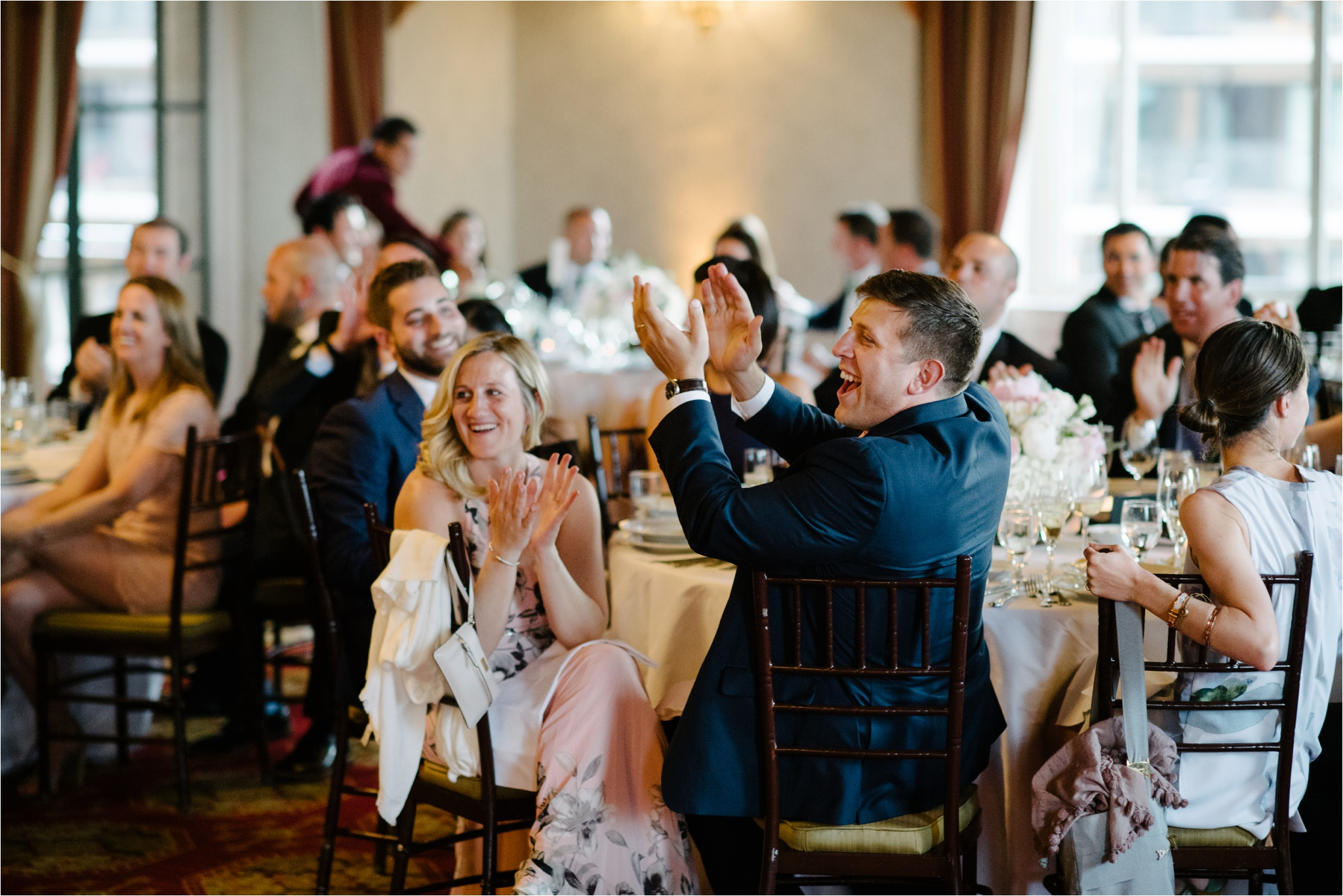 NY Athletic Club Wedding