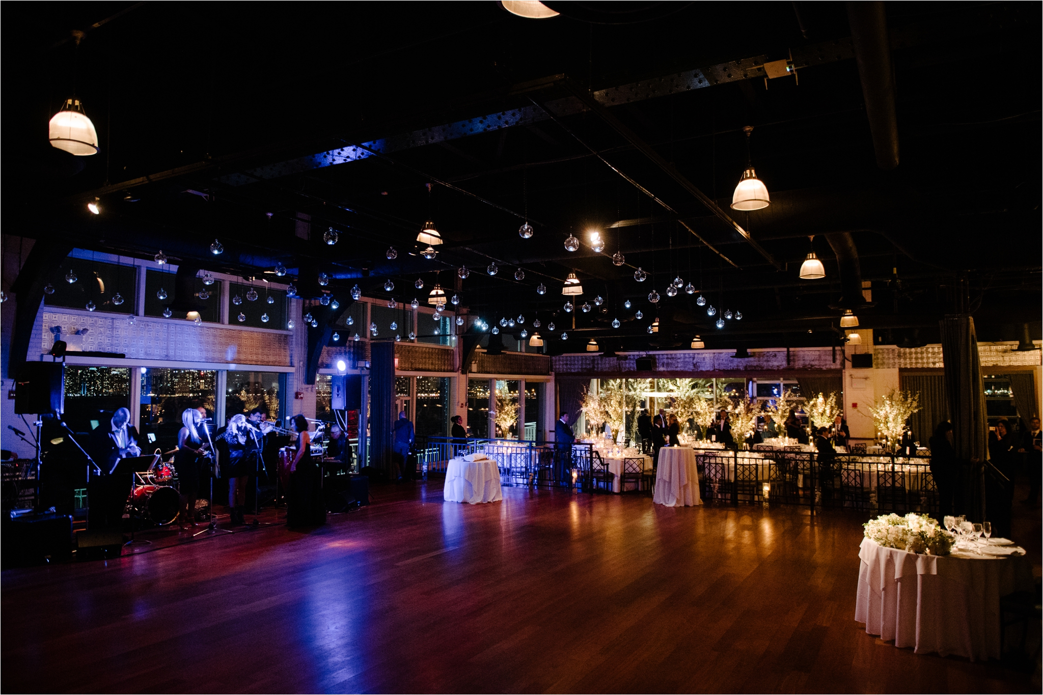 Lighthouse at Chelsea Piers Wedding Brian Hatton Photography