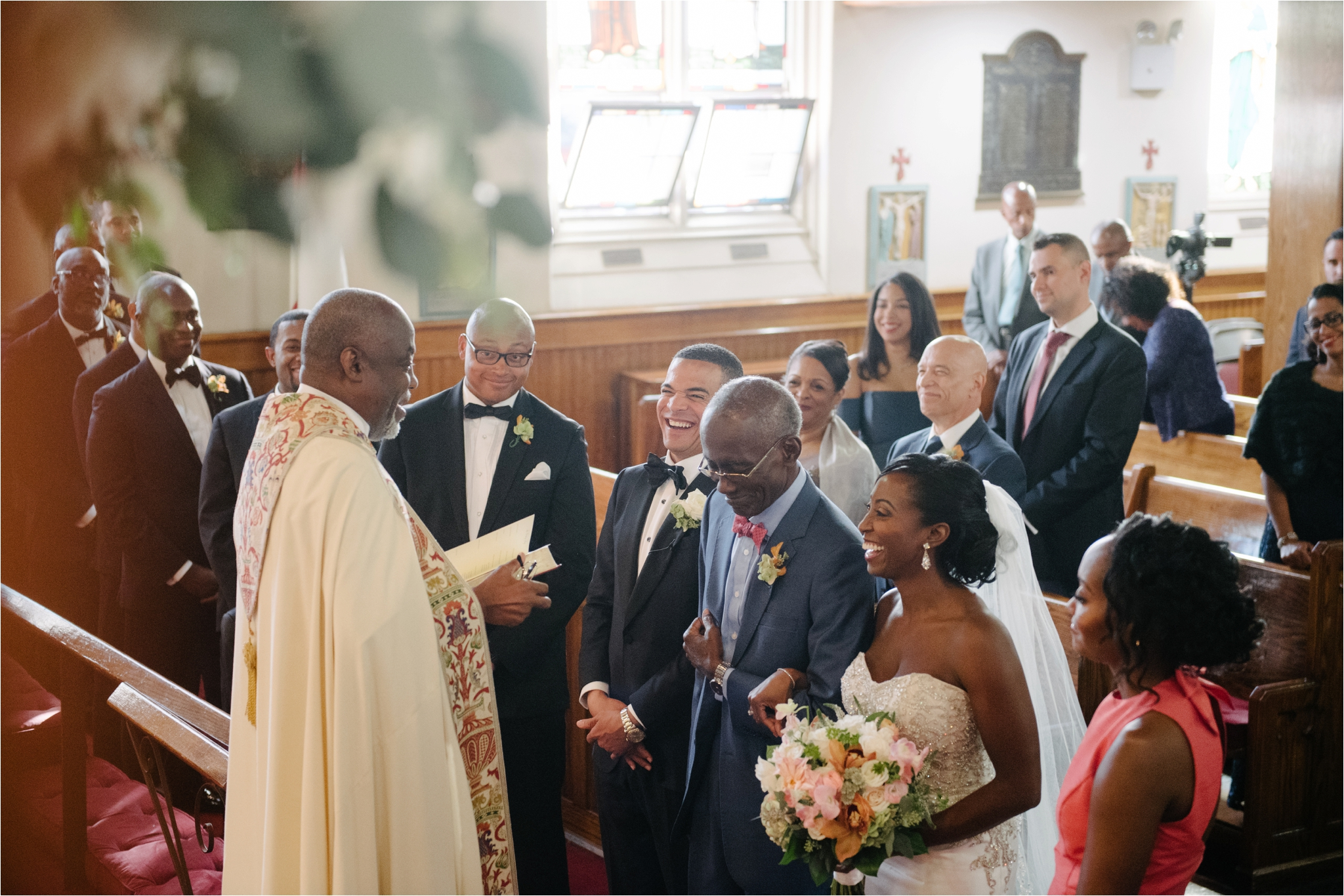 St Mark Episcopal Wedding Brian Hatton Photogarphy