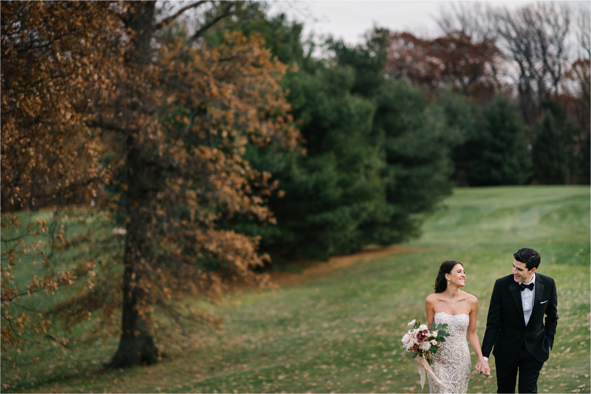 Fresh Meadow Country Club Wedding Brian Hatton Photo
